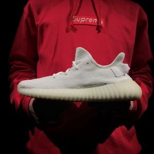 Shoes - Adidas Yeezy Boost 350 V2 Cream White
